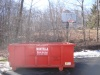 15 Cu. Yard Dumpster (2.5) ton limit ) Warren County, NJ Construction & Demolition Waste
