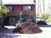 10 Yards Double Ground Hardwood Mulch