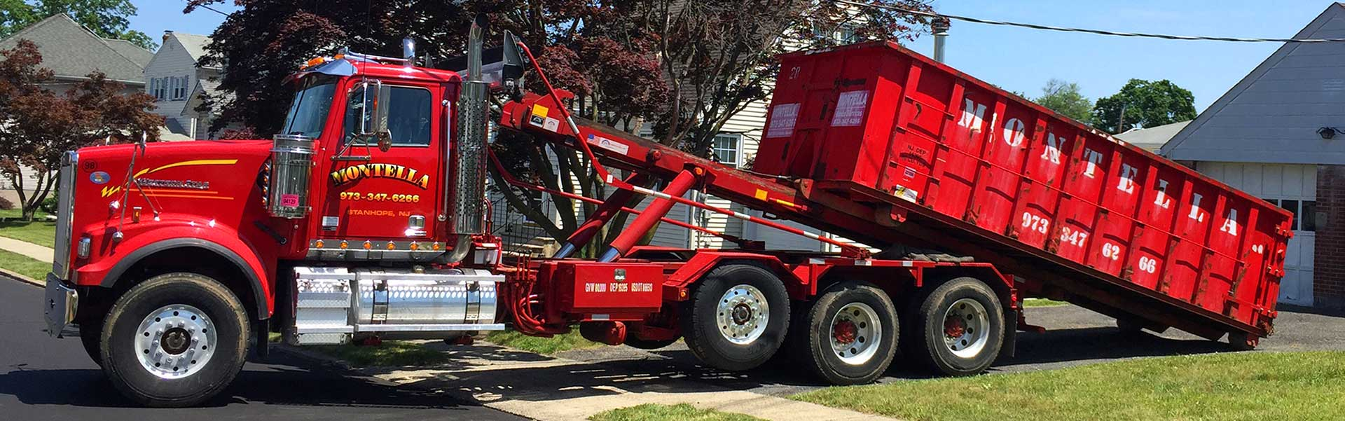 Roll Off Dumpster Sizes & Dimensions | NJ Dumpster Rentals